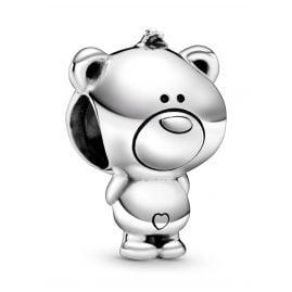 Pandora 798695C00 Silver Charm Theo Bear