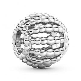 Pandora 798679C00 Silber Charm Beaded Openwork