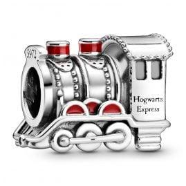 Pandora 798624C01 Silver Bead Charm Harry Potter Hogwarts Express