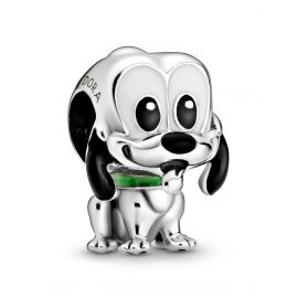 Pandora 798853C01 Silber Charm Disney Hund Pluto Baby