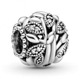 Pandora 798879C01 Silver Bead Charm Family Tree