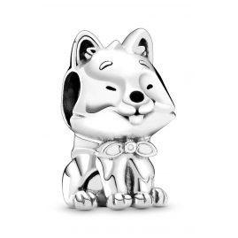 Pandora 799030C01 Silber Charm Japanischer Akita Inu-Hund