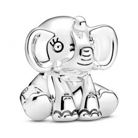 Pandora 799088C00 Silver Charm Ellie the Elephant