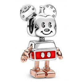Pandora 789073C01 Rose Charm Micky Maus Roboter