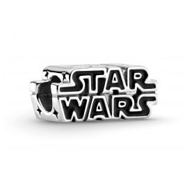 Pandora 799246C01 Silber Charm Star Wars Logo