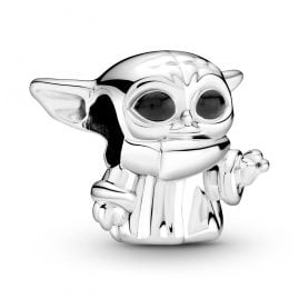Pandora 799253C01 Silver Charm Star Wars The Child