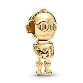 Pandora 769244C01 Shine Charm Star Wars C-3PO