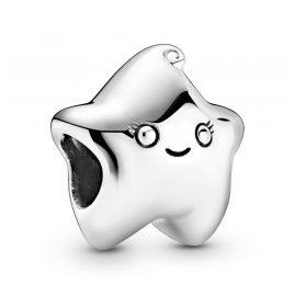 Pandora 799211C00 Charm Isa der Stern Silber