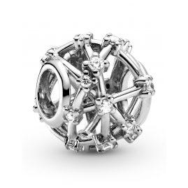 Pandora 799240C01 Silver Charm Openwork Star Constellations
