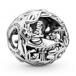 Pandora 799361C00 Silber Charm Alice im Wunderland Limited Edition