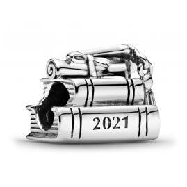 Pandora 799325C00 Silber Charm Abschluss 2021