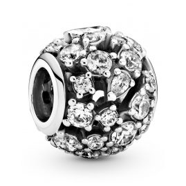 Pandora 799225C01 Silber Charm Funkelnde Kugel