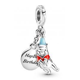 Pandora 799385C01 Charm-Anhänger Winnie Puuh Geburtstag