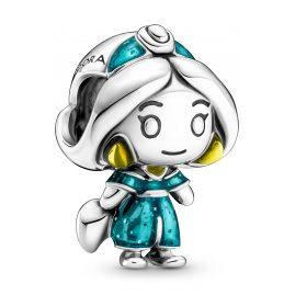 Pandora 799507C01 Silber Charm Disney Aladdins Prinzessin Jasmin