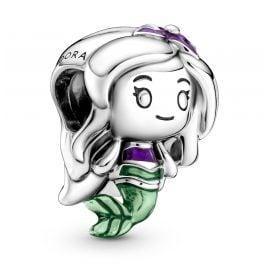 Pandora 799508C01 Silber Charm Disney Kleine Meerjungfrau Arielle