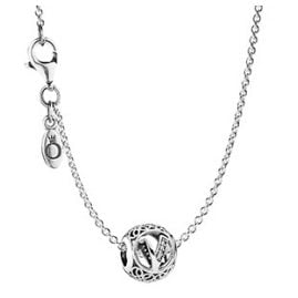 Pandora 35486 Necklace with Letter V