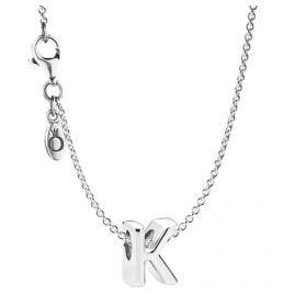 Pandora 08598 Halskette mit Buchstabe K