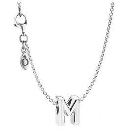 Pandora 08600 Halskette mit Buchstabe M
