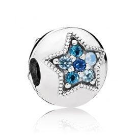 Pandora 796380NSBMX Clip-Element Leuchtender Stern