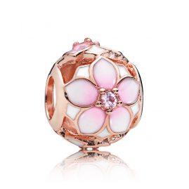 Pandora 782087NBP Charm Magnolie Rosé