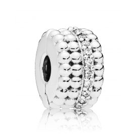 Pandora 797520CZ Clip-Element Beaded Brilliance