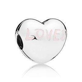 Pandora 797807EN124 Clip Charm Loved Heart
