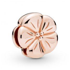 Pandora 787897 Reflexions Clip Charm Classic Flower Rose