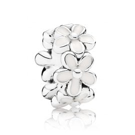 Pandora 791495EN12 Spacer Lovely Daisy