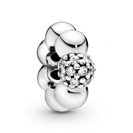 Pandora 798310CZ Zwischenelement Polished & Pavé Bead