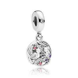 Pandora 797671CZRMX Charm-Anhänger Always by your Side