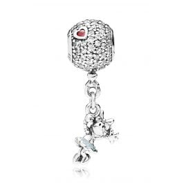Pandora 797171CZ Charm-Anhänger Floating Minnie