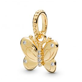 Pandora 367962CZ Shine Anhänger Decorative Butterfly