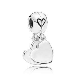 Pandora 797777EN16 Charm-Anhänger Mother & Son Love