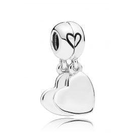 Pandora 797777EN16 Charm Pendant Mother & Son Love