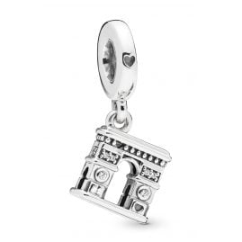Pandora 798127CZ Charm Dangle Arc De Triomphe