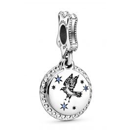 Pandora 798831C01 Silber Charm-Anhänger Harry Potter Ravenclaw