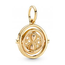 Pandora 369174C00 Shine Dangle Charm Harry Potter Spinning Time Turner