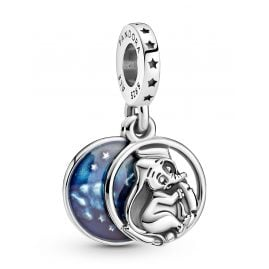 Pandora 799405C01 Dangle Charm Elephant Dumbo Sweet Dreams