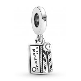 Pandora 799423C01 Charm-Anhänger Filmklappe Silber