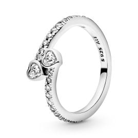 Pandora 191023CZ Ladies Ring Eternal Love