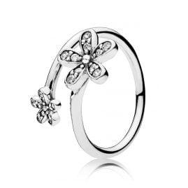 Pandora 191038CZ Laisied Ring Glamorous Daisies