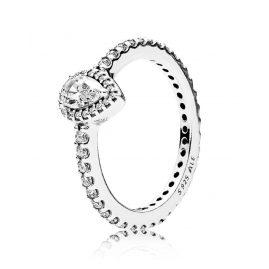 Pandora 196254CZ Ladies Ring Bright Drop