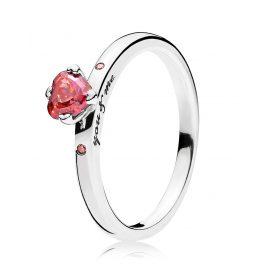 Pandora 196574CZRMX Ladies Ring You & Me