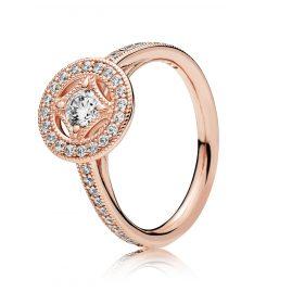 Pandora 181006CZ Rose Damen-Ring Vintage Allure