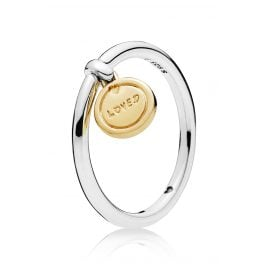 Pandora 167823 Shine Damenring Medallion of Love