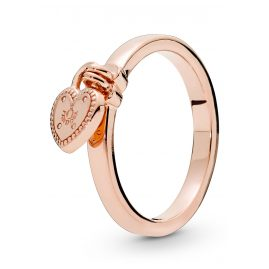 Pandora 186571 Rose Ladies´ Ring Love Lock