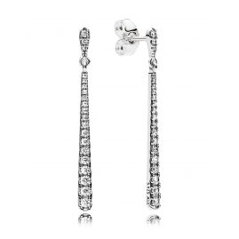 Pandora 296351CZ Drop Earrings Shooting Stars