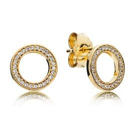 Pandora 267112CZ Shine Earrings Forever