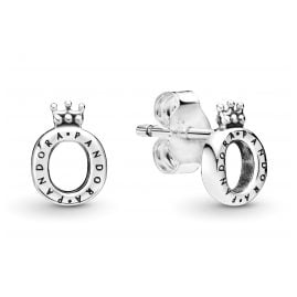 Pandora 298295 Ladies´ Earrings Polished Crown O