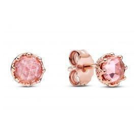 Pandora 288311C01 Rose Ladies´ Earstuds Sparkling Crown